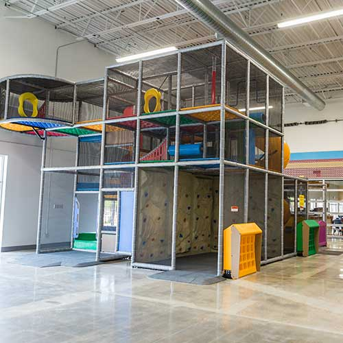Indoor Playground in South Portland, Maine